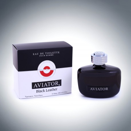 Aviator Black 100 ml.